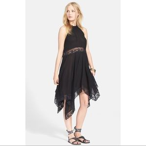 🎀 Free People Go Lightly Sheer Gauze Dress